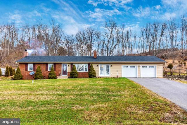 2804 Monument Road, MYERSVILLE, MD 21773 (#MDFR258090) :: The Licata Group/Keller Williams Realty