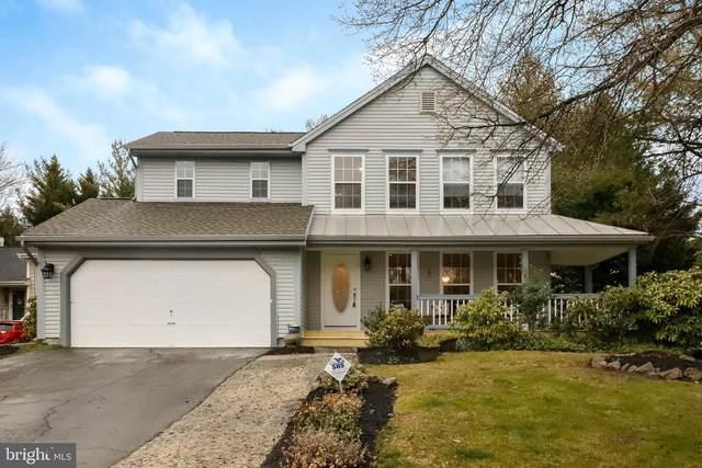 12701 Catawba Drive, WOODBRIDGE, VA 22192 (#VAPW484844) :: John Smith Real Estate Group