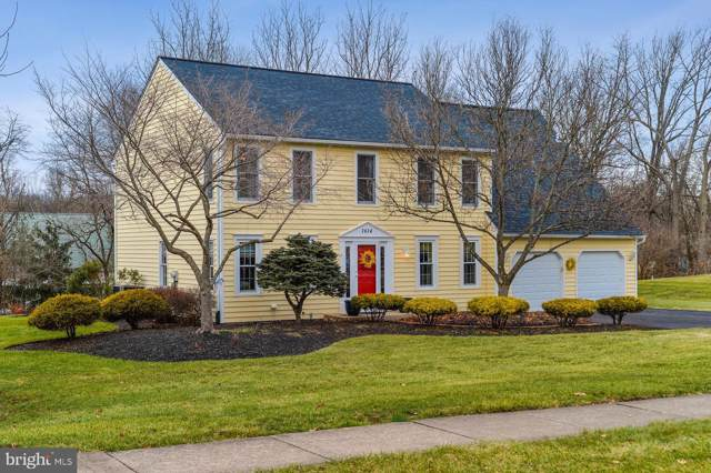 1614 Clearbrook Road, LANSDALE, PA 19446 (#PAMC634596) :: ExecuHome Realty