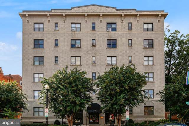 1514 17TH Street NW #604, WASHINGTON, DC 20036 (#DCDC453838) :: The Miller Team