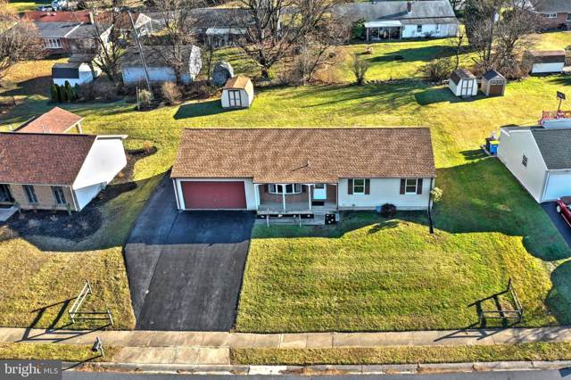 971 S Russell Street, YORK, PA 17402 (#PAYK130838) :: ExecuHome Realty