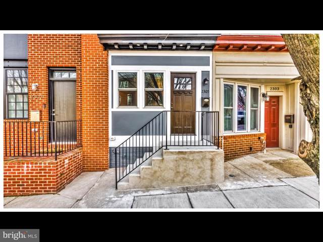 2305 E Fairmount Avenue, BALTIMORE, MD 21224 (#MDBA495702) :: Bic DeCaro & Associates