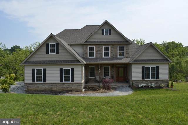 222 Sunset Circle, RED LION, PA 17356 (#PAYK130856) :: Iron Valley Real Estate