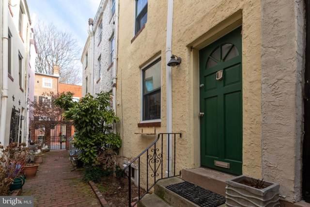 1134R Waverly Street Rear 2, PHILADELPHIA, PA 19147 (#PAPH860316) :: REMAX Horizons