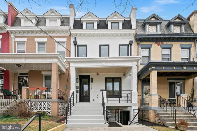 716 Upshur Street NW #3, WASHINGTON, DC 20005 (#DCDC453862) :: Seleme Homes