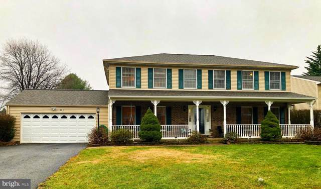 4305 Zircon Road, MIDDLETOWN, MD 21769 (#MDFR258112) :: ExecuHome Realty