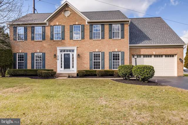 518 Rambling Sunset Circle, MOUNT AIRY, MD 21771 (#MDFR258116) :: Charis Realty Group