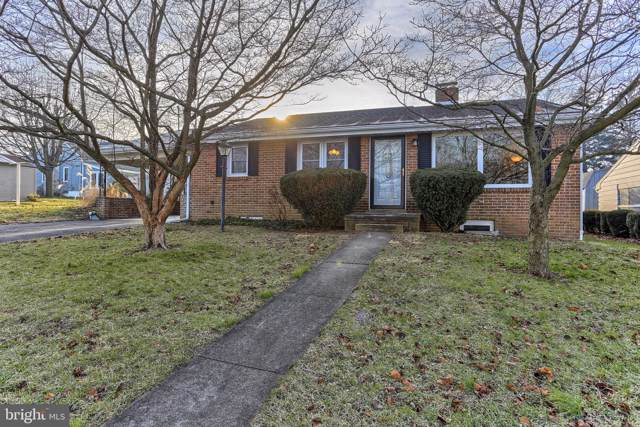 106 5TH Street, HANOVER, PA 17331 (#PAYK130900) :: ExecuHome Realty