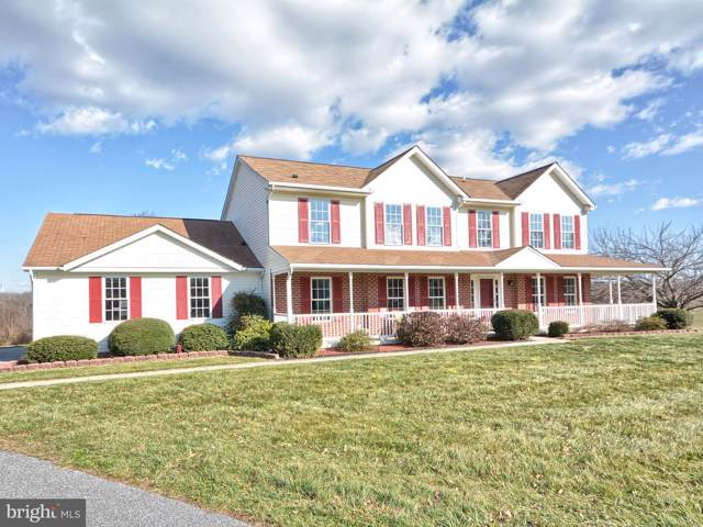 3812 Saint Clair Court, MONROVIA, MD 21770 (#MDFR258122) :: Charis Realty Group