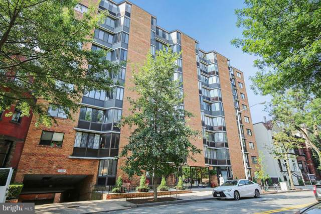 1718 P Street NW #3, WASHINGTON, DC 20036 (#DCDC453886) :: Seleme Homes