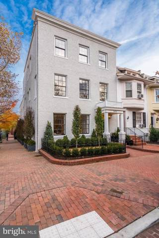 1431 33RD Street NW, WASHINGTON, DC 20007 (#DCDC453892) :: Corner House Realty
