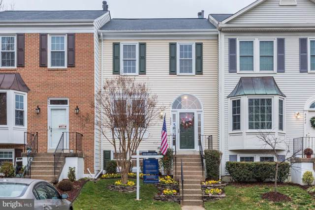 6022 Joust Lane, ALEXANDRIA, VA 22315 (#VAFX1104724) :: Tom & Cindy and Associates