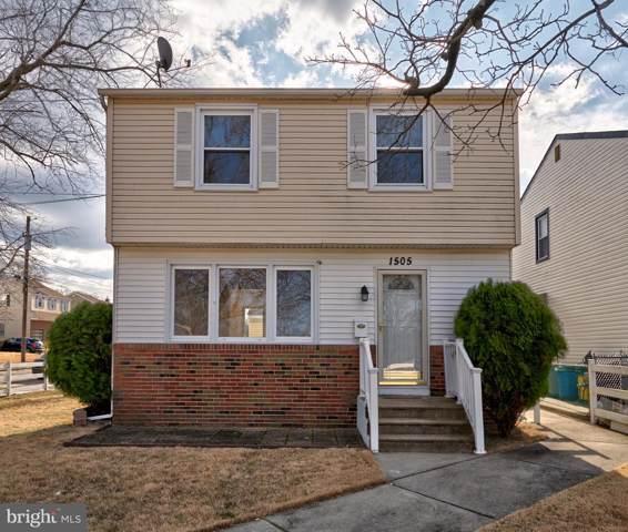 1505 Tinsman Avenue, PENNSAUKEN, NJ 08110 (#NJCD383912) :: Charis Realty Group
