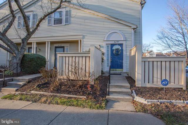 20187 Locustdale Drive #277, GERMANTOWN, MD 20876 (#MDMC691076) :: The Dailey Group
