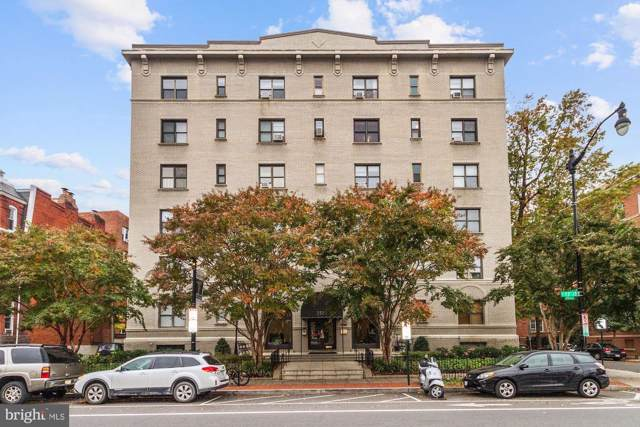 1514 17TH Street NW #511, WASHINGTON, DC 20036 (#DCDC453908) :: The Miller Team