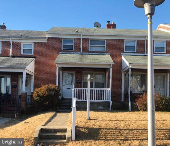 4723 Williston Street, BALTIMORE, MD 21229 (#MDBA495796) :: Homes to Heart Group