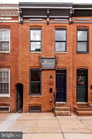 216 E Barney Street, BALTIMORE, MD 21230 (#MDBA495798) :: Jim Bass Group of Real Estate Teams, LLC