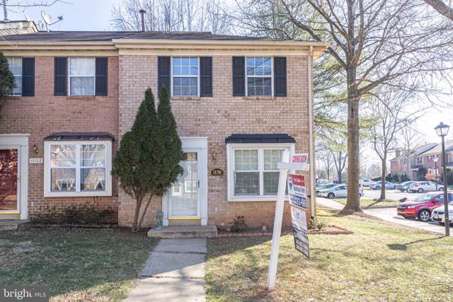 15701 Ambiance Drive, NORTH POTOMAC, MD 20878 (#MDMC691088) :: The Maryland Group of Long & Foster