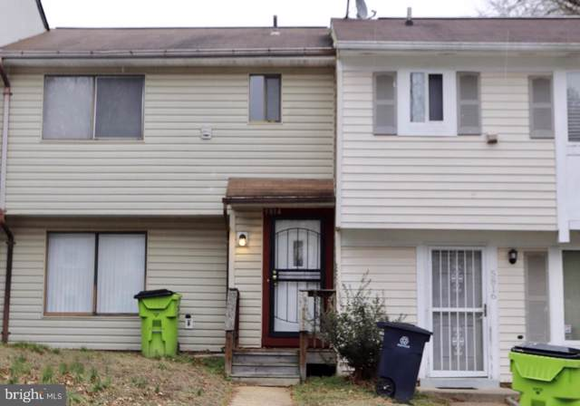 5814 Falkland Place, CAPITOL HEIGHTS, MD 20743 (#MDPG555034) :: The Vashist Group
