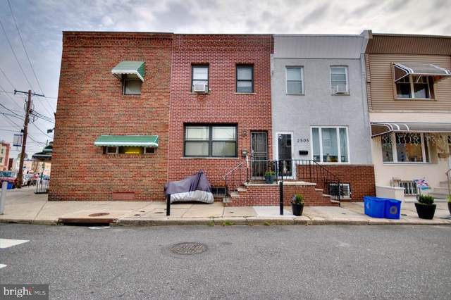 2503 S Camac Street, PHILADELPHIA, PA 19148 (#PAPH860484) :: REMAX Horizons