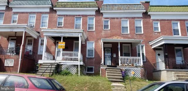 756 N Edgewood Street, BALTIMORE, MD 21229 (#MDBA495812) :: Homes to Heart Group