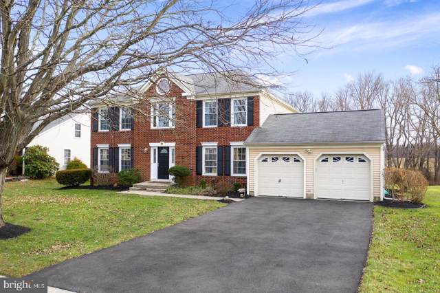 48 Bradford Lane, PLAINSBORO, NJ 08536 (#NJMX123062) :: Viva the Life Properties