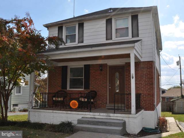 4413 Hillside Avenue, BALTIMORE, MD 21229 (#MDBC481678) :: Gail Nyman Group