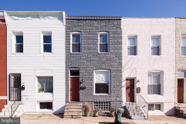 2637 Hampden Avenue, BALTIMORE, MD 21211 (#MDBA495832) :: Seleme Homes