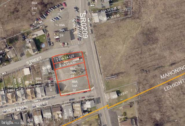 608-610 N First Street, LEHIGHTON, PA 18235 (#PACC115792) :: LoCoMusings