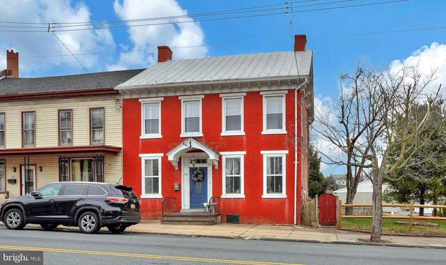 133 W Main Street, ANNVILLE, PA 17003 (#PALN111904) :: Liz Hamberger Real Estate Team of KW Keystone Realty