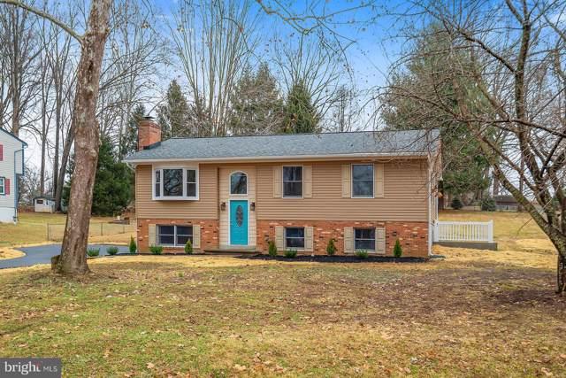 7279 Marr Drive, WARRENTON, VA 20187 (#VAFQ163530) :: Dart Homes