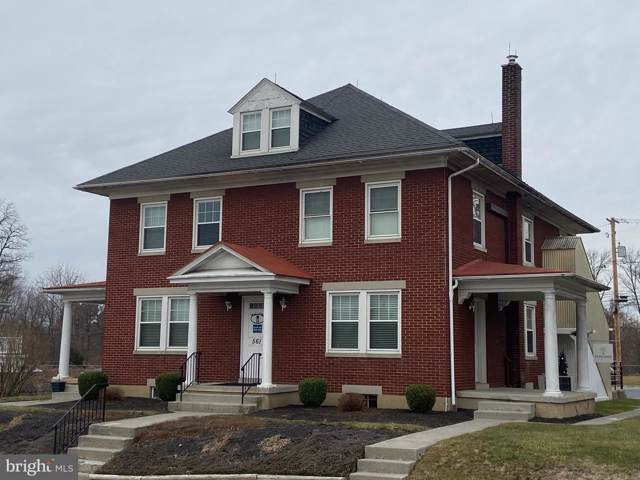 561 W Chocolate Avenue, HERSHEY, PA 17033 (#PADA118040) :: Teampete Realty Services, Inc