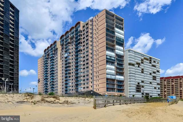 11000 Coastal Highway #509, OCEAN CITY, MD 21842 (#MDWO111126) :: Atlantic Shores Realty