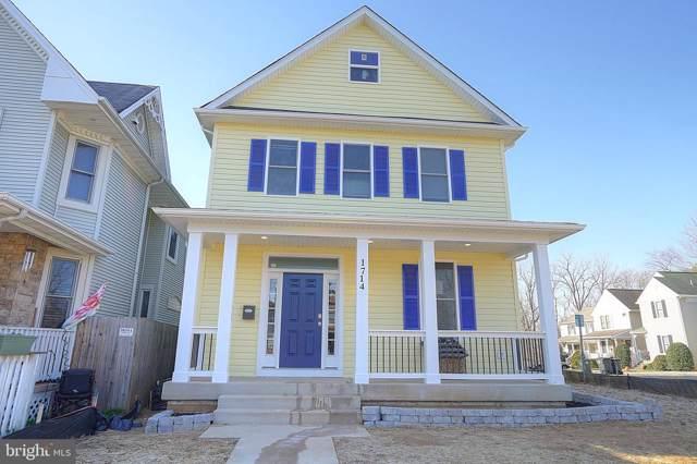 1714 Washington Avenue, FREDERICKSBURG, VA 22401 (#VAFB116326) :: The Licata Group/Keller Williams Realty