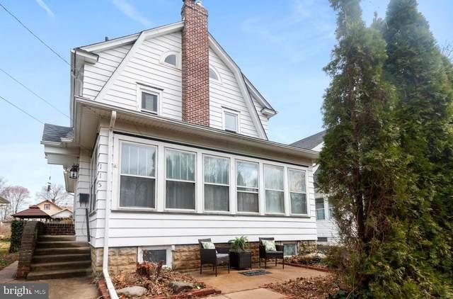 115 Woodland Terrace, OAKLYN, NJ 08107 (#NJCD383962) :: Linda Dale Real Estate Experts