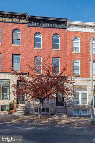2412 E Baltimore Street, BALTIMORE, MD 21224 (#MDBA495858) :: The Miller Team