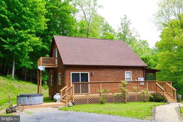 553 Warden Lake Ab Drive, WARDENSVILLE, WV 26851 (#WVHD105702) :: The Riffle Group of Keller Williams Select Realtors