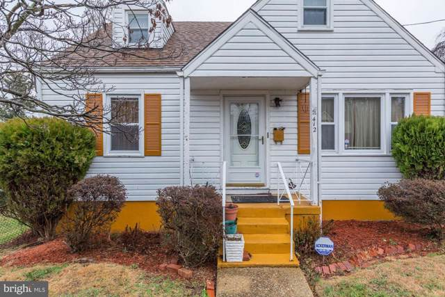 412 Zelma Avenue, CAPITOL HEIGHTS, MD 20743 (#MDPG555150) :: Homes to Heart Group