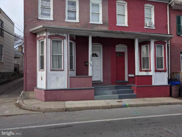 123 S Locust Street, HAGERSTOWN, MD 21740 (#MDWA169850) :: The Vashist Group
