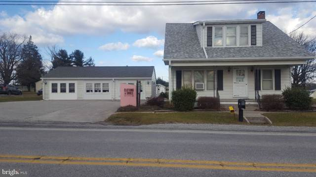 706 Hanover Pike, LITTLESTOWN, PA 17340 (#PAAD109970) :: The Heather Neidlinger Team With Berkshire Hathaway HomeServices Homesale Realty