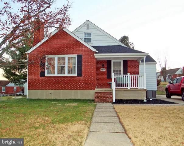 4407 Vale Drive, BALTIMORE, MD 21236 (#MDBC481722) :: Revol Real Estate