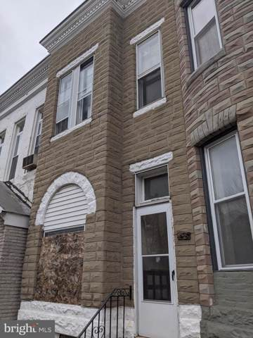 18 N Monroe Street, BALTIMORE, MD 21223 (#MDBA495898) :: The Maryland Group of Long & Foster