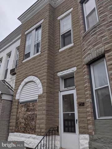 18 N Monroe Street, BALTIMORE, MD 21223 (#MDBA495898) :: Homes to Heart Group