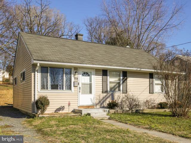 733 W 14TH Street, FRONT ROYAL, VA 22630 (#VAWR139014) :: Coleman & Associates