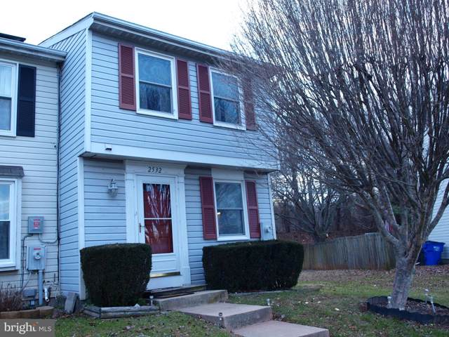 2532 Merrick Court, ABINGDON, MD 21009 (#MDHR242208) :: ExecuHome Realty