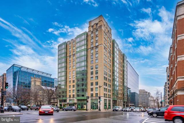 1150 K Street NW #1107, WASHINGTON, DC 20005 (#DCDC454034) :: Coleman & Associates