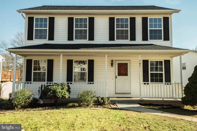 707 Spotters Court, HAMPSTEAD, MD 21074 (#MDCR193772) :: Seleme Homes