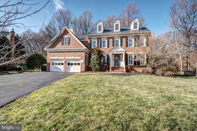 608 Lasswell Court SW, LEESBURG, VA 20175 (#VALO400870) :: The Riffle Group of Keller Williams Select Realtors