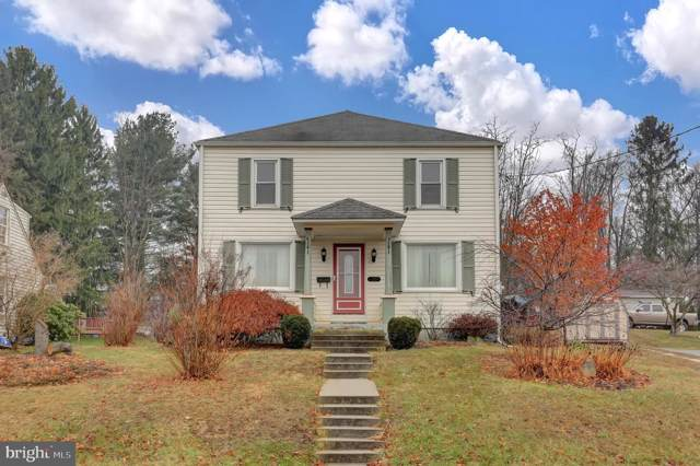 423 N Walnut Street, MOUNT HOLLY SPRINGS, PA 17065 (#PACB120426) :: The Heather Neidlinger Team With Berkshire Hathaway HomeServices Homesale Realty