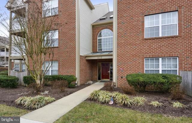 611 Admiral Drive #104, ANNAPOLIS, MD 21401 (#MDAA421964) :: LoCoMusings